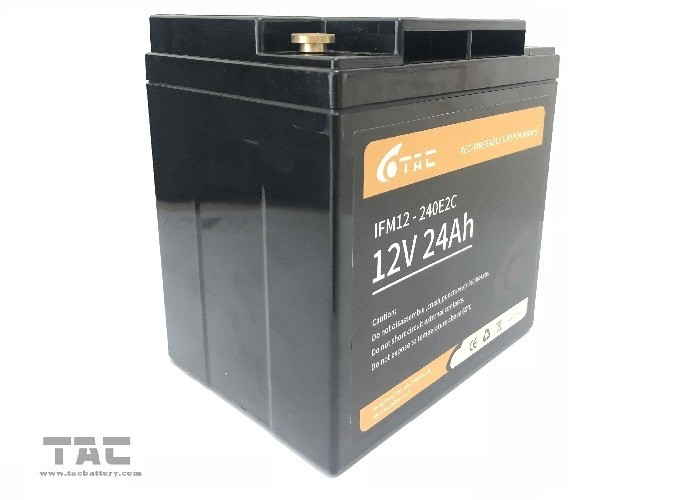 26AH 12V LiFePO4 Battery Pack 32700 For Replace Lead Acid Battery